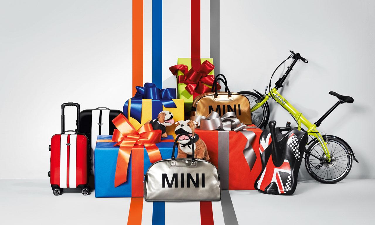37f4787f7ff6 Χριστουγεννιάτικα δώρα από τη MINI