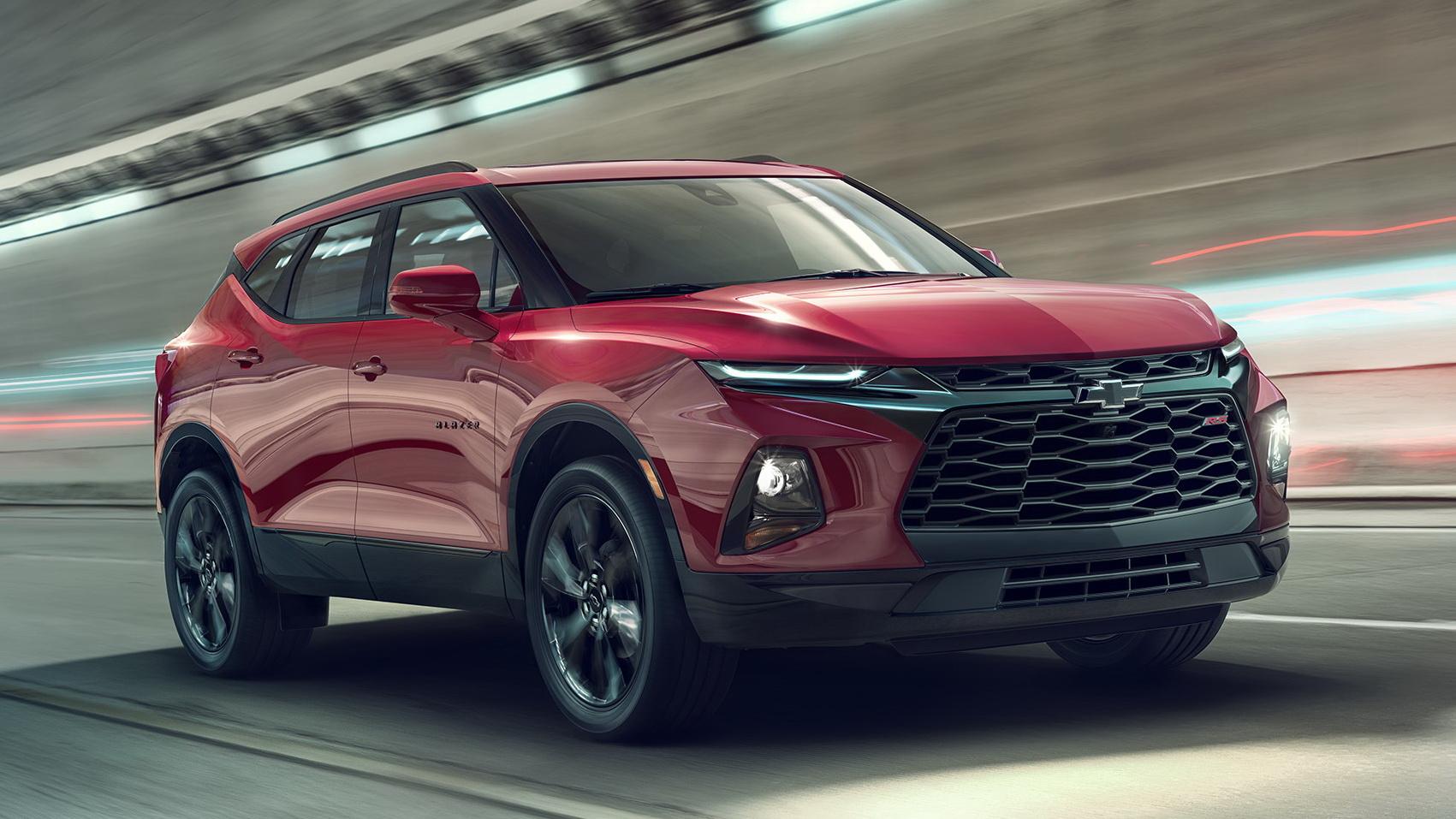 Νέο Chevrolet Blazer: Νέος, σπορ προσανατολισμός | Drive