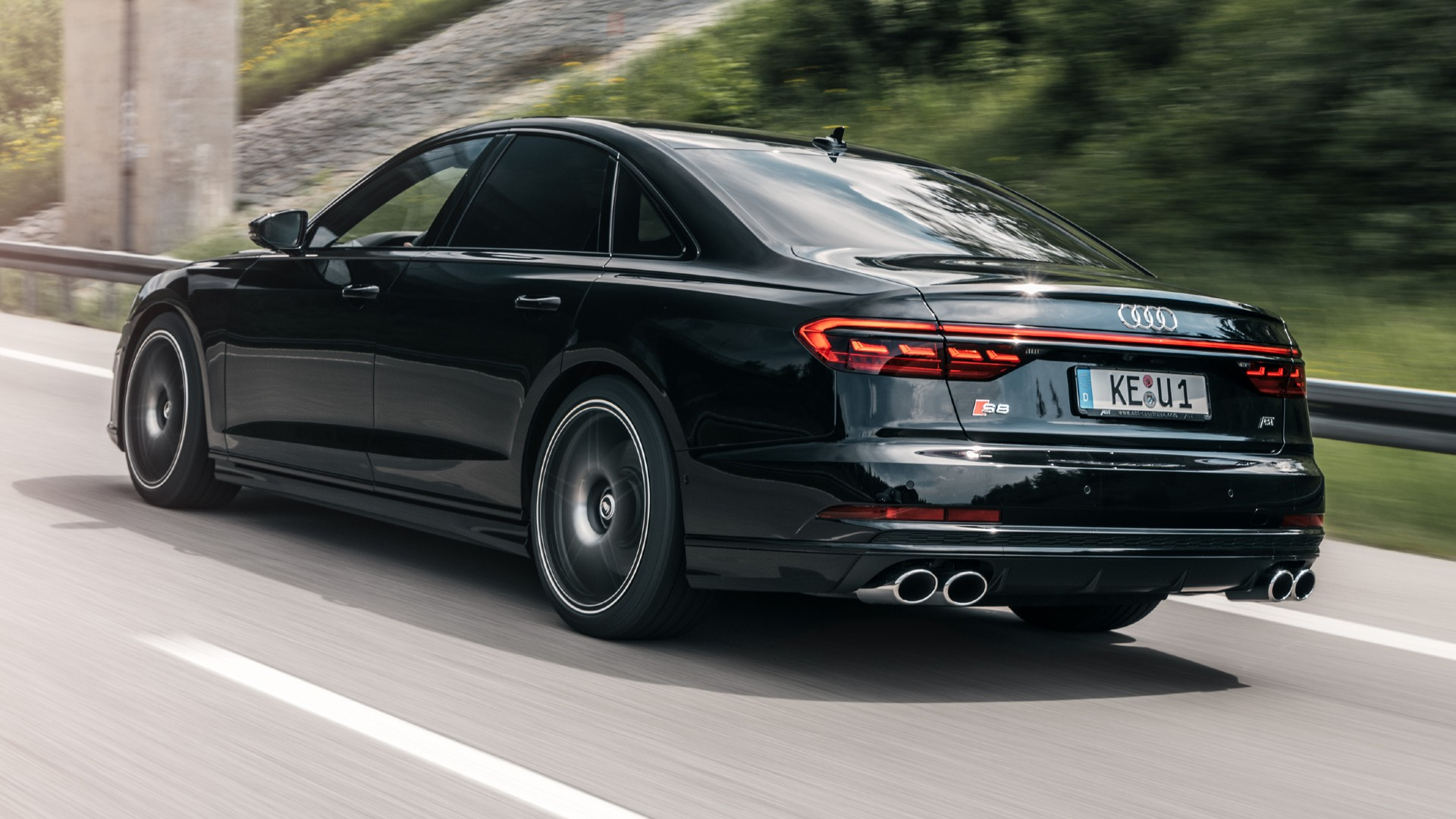 Audi S8 by ABT