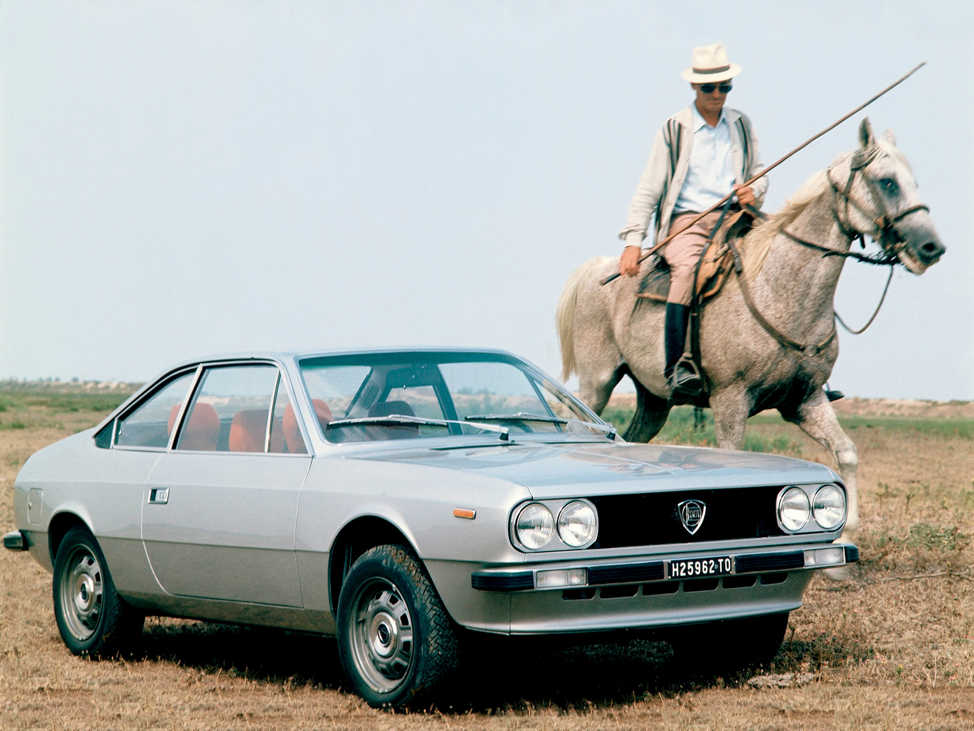 Lancia Beta Coupé 1973-1984