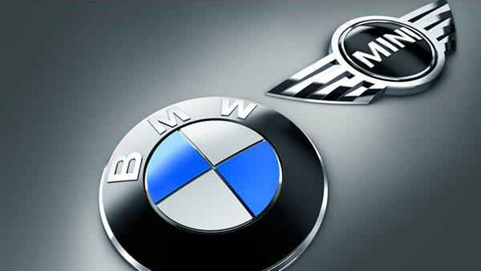 BMW and MINI logos