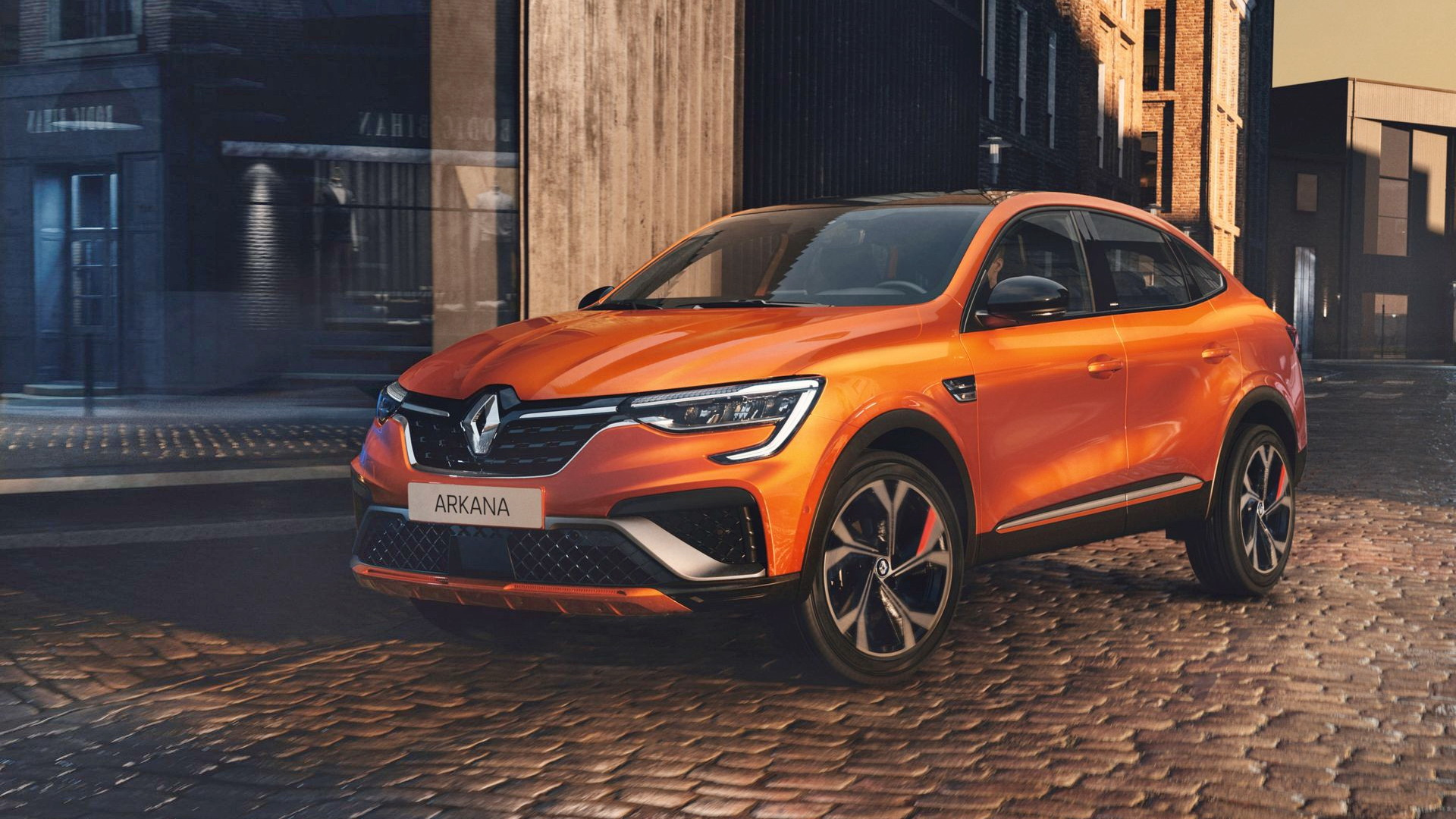Renault Arkana e-Tech
