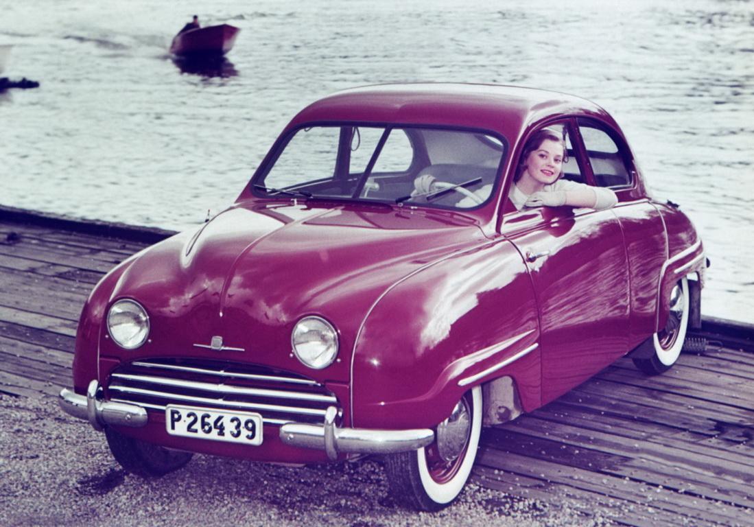 Σαν σήμερα: Το 1949, η SAAB ξεκινά την παραγωγή το πρώτου ...