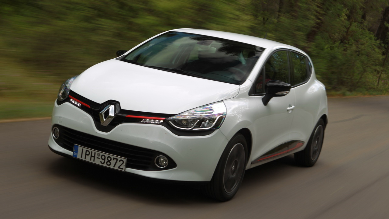 test drive renault clio 1 5 dci 90 ps euro6 drive. Black Bedroom Furniture Sets. Home Design Ideas