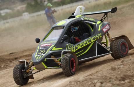 EKO Racing Dirt Games – Σαρωτική η Speedcar