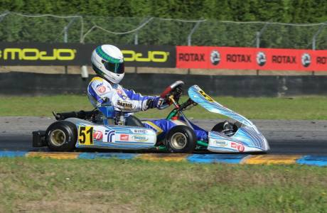 Καρτ: 2ος  ο Λιβέρης στο Rotax Max Challenge Κεντρικής Ευρώπης