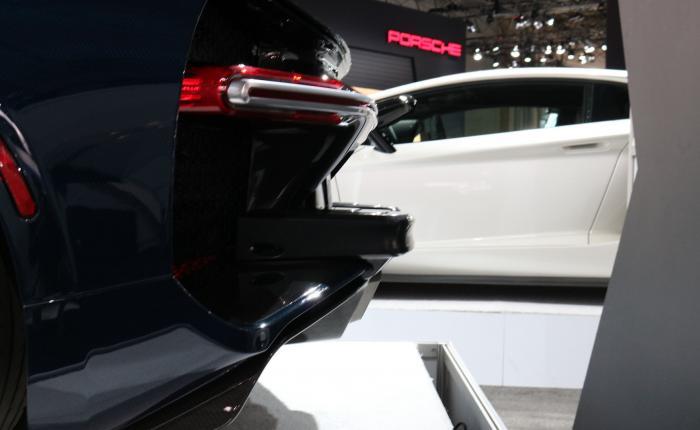 Bugatti Chiron US Spec bumpers gallery   Drive