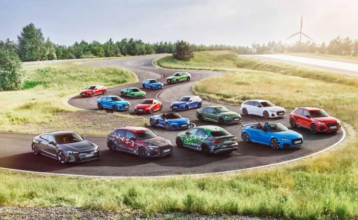 Η Audi μας δείχνει τα νέα RS 3 Sportback και RS 3 Sedan (video)