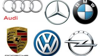 German car brands logos