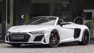 Audi R8 V10 performance quattro by Wheelsandmore