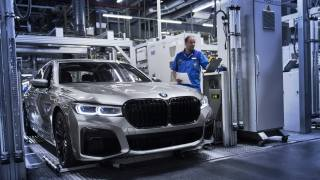 BMW 7 Series Dingolfing