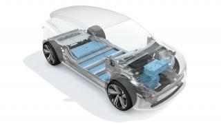 MODULAR ELECTRIC PLATFORM CMF-EV AND RENAULT ELECTRIC POWERTRAIN