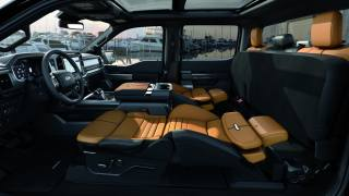 Ford F150 Max recline seats