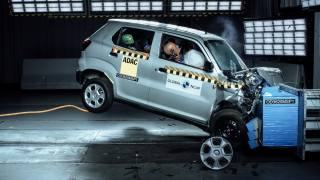 Global NCAP crash-test: Suzuki-Maruti S-Presso,