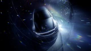 Mercedes-Benz EQS teaser