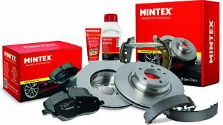 Mintex, braking with tradition