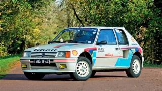 Peugeot 205 T16, Photo credit Aguttes