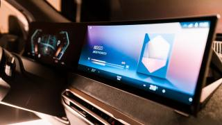 BMW new iDrive, CES 2021