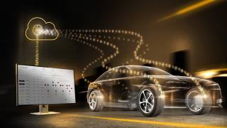 Continental real time tire monitoring