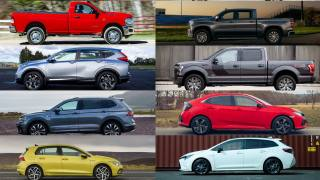Top 25 global car model sales