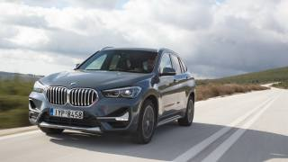 Test drive: BMW X1 sDrive18i